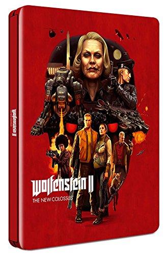 Wolfenstein II The New Colossus Steelbook