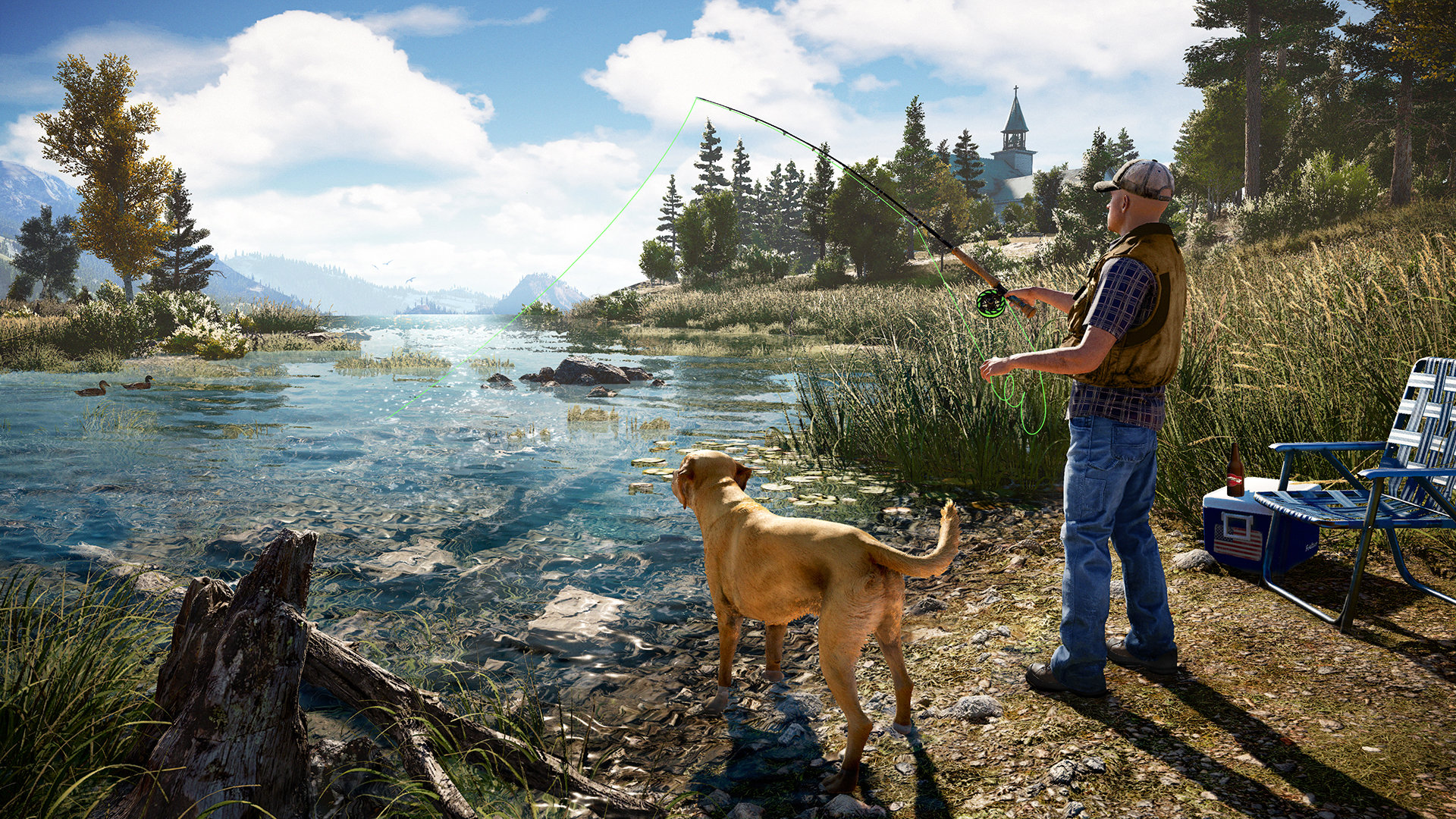 Far Cry 5 Collector's Edition Guide