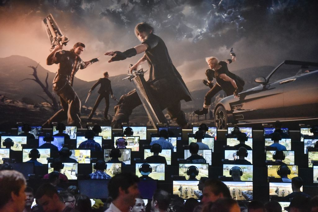 Gamescom Final Fantasy XV