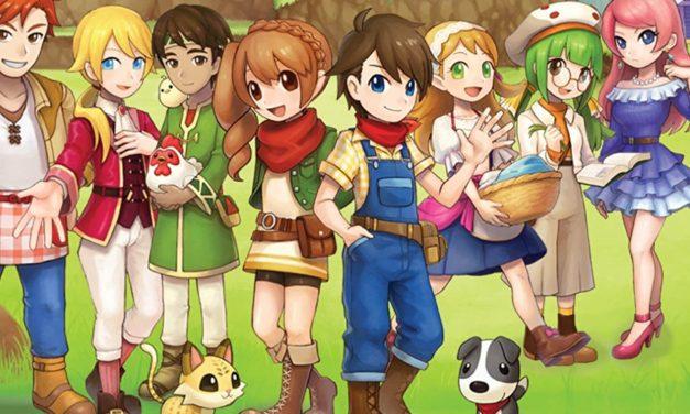 Harvest Moon Dorf des Himmelsbaumes Limited Edition lässt Farmerherzen höher schlagen