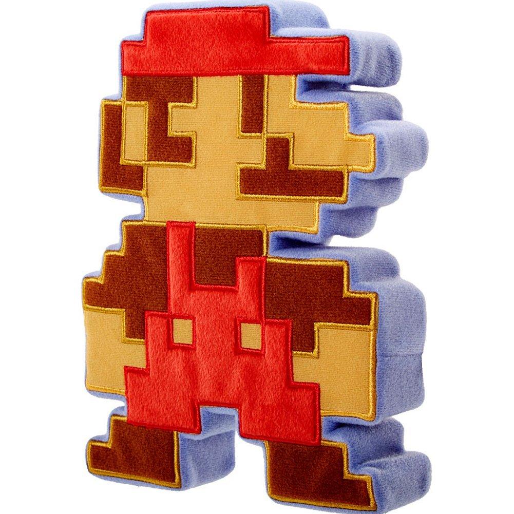8-Bit-Plüsch-Mario