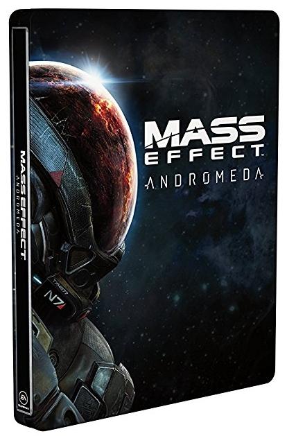 Mass Effect Andromeda Steelbook