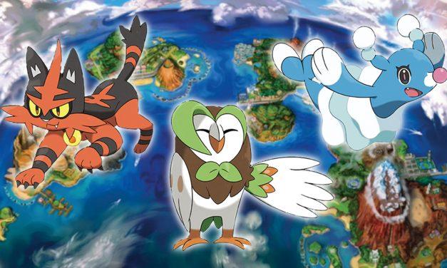 Pokémon Ultrasonne & Ultramond mit Ultra Steelbook-Auswahl