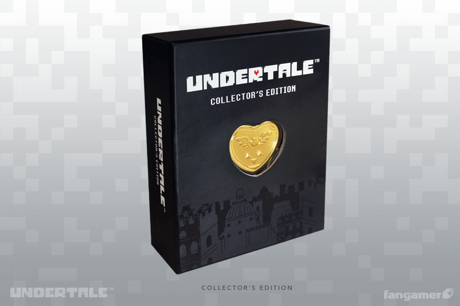 Undertale Collector's Edition