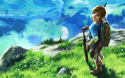 The Legend of Zelda Breath of the Wild schlägt dreifach zu