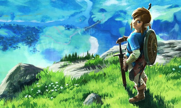 The Legend of Zelda Breath of the Wild schlägt dreifach zu