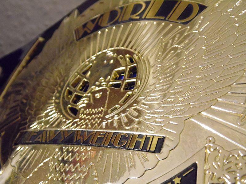 Champion-Belt