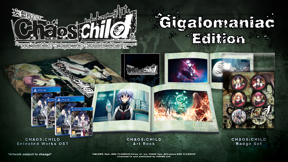 Chaos;Child Gigalomaniac Edition