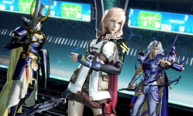 Dissidia Final Fantasy NT schlägt bald in Europa zu