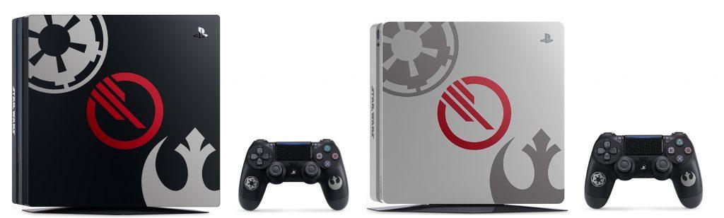 Star Wars Battlefront 2 Playstation 4 Bundle