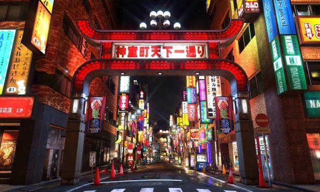 Yakuza 6 Das Lied des Lebens lädt zum Anstoßen ein