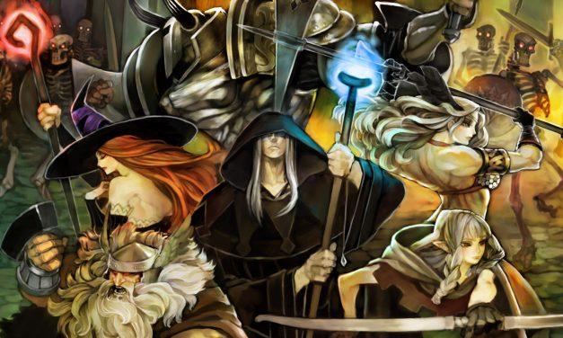 Dragon's Crown Pro Battle Hardened Edition kommt mit Metall