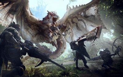 Monster Hunter World Release und Sammleredition angekündigt