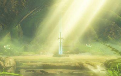 Komplettiere deine The Legend of Zelda Goddess Collection Trilogie