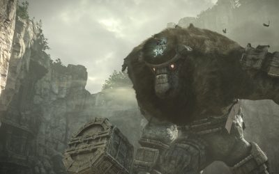 Shadow of the Colossus Special Edition Box Set mit viel Charm