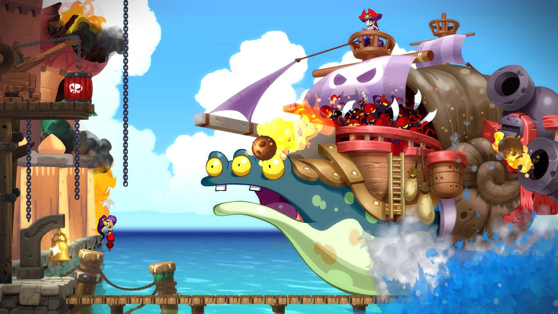 Shantae Half-Genie Hero Ultimate Day One Edition