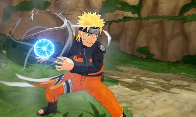 Naruto to Boruto Shinobi Striker Uzumaki Edition Schlägt Zu