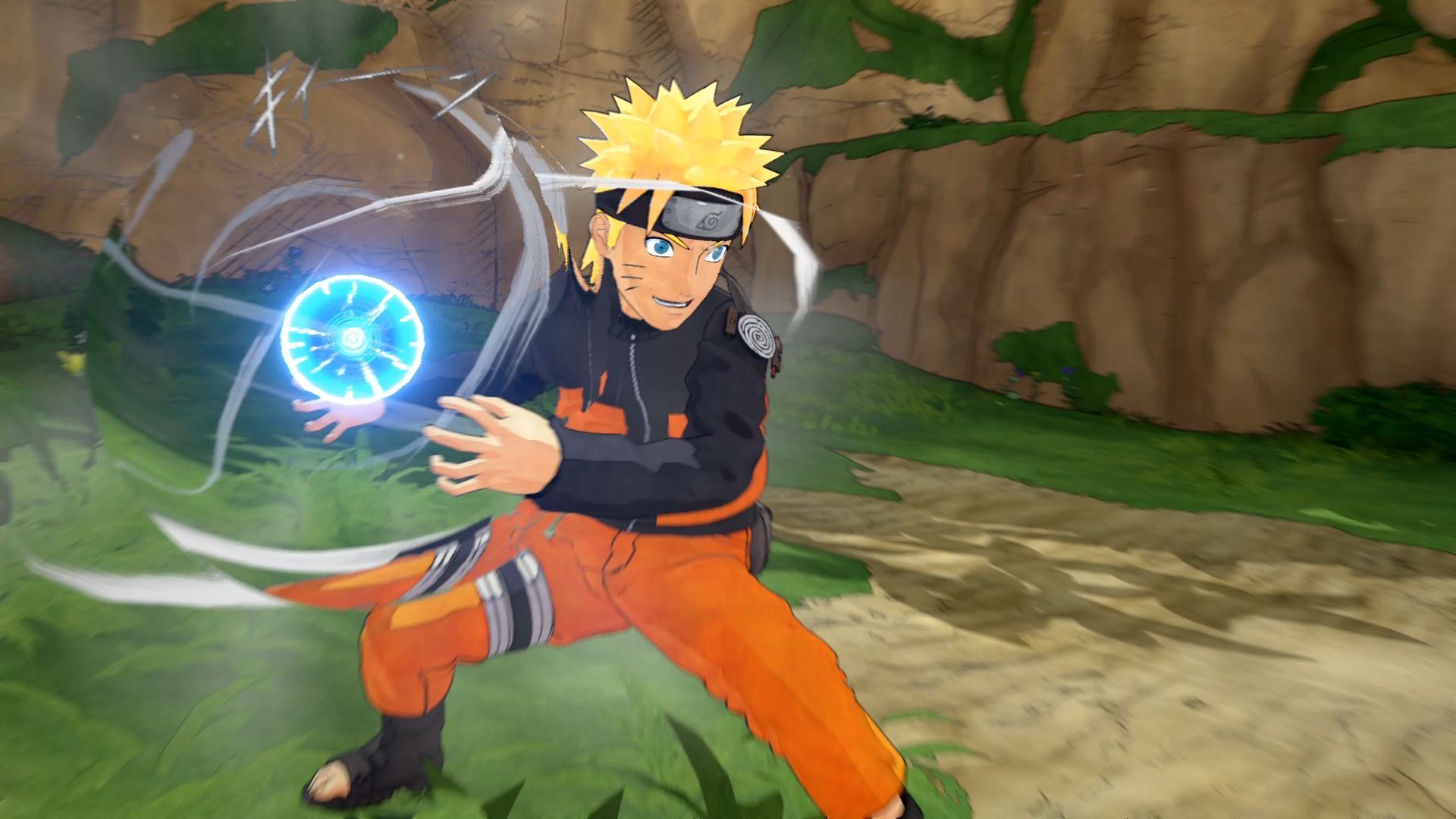 Naruto to Boruto Shinobi Striker Uzumaki Edition