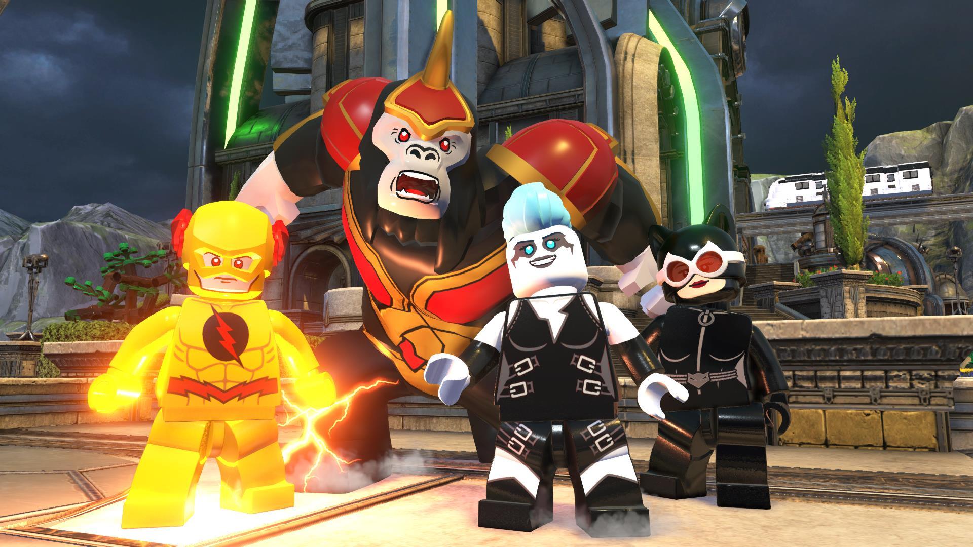 LEGO DC Super Villains Toy Edition