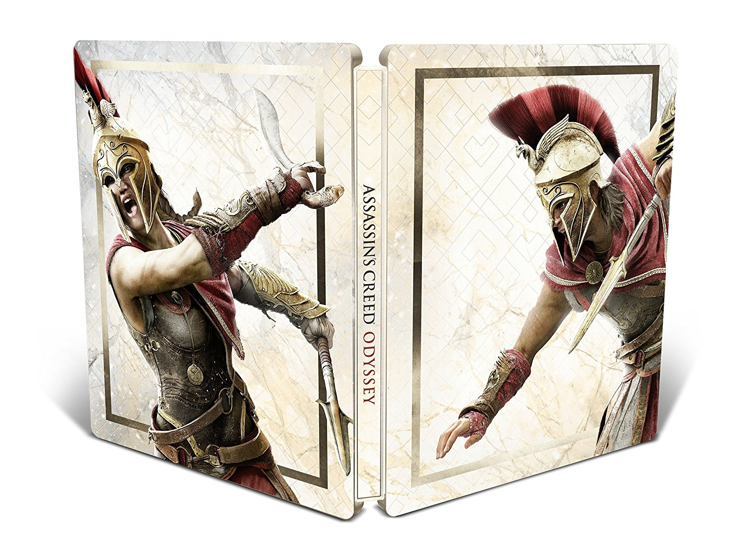 Assassin's Creed Odyssey Steelbook Edition