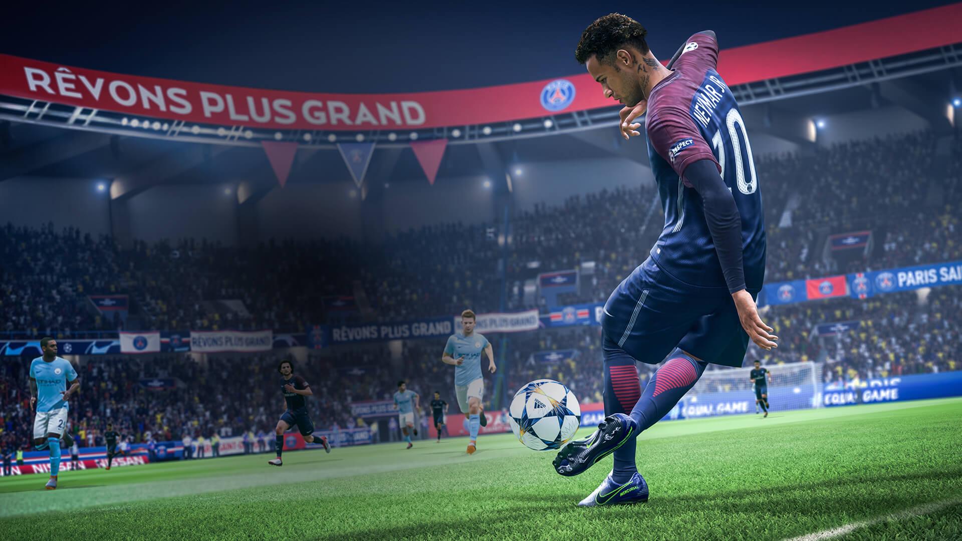 FIFA 19 Steelbook ohne Spiel