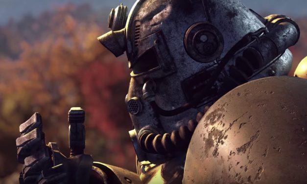 (Update) Fallout 76 Power Armor Edition Bietet Nuklearen Schutz