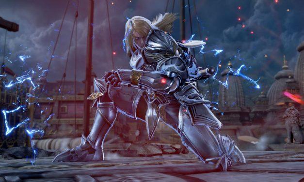 Soulcalibur VI Collector's Editionen betreten das Kampffeld