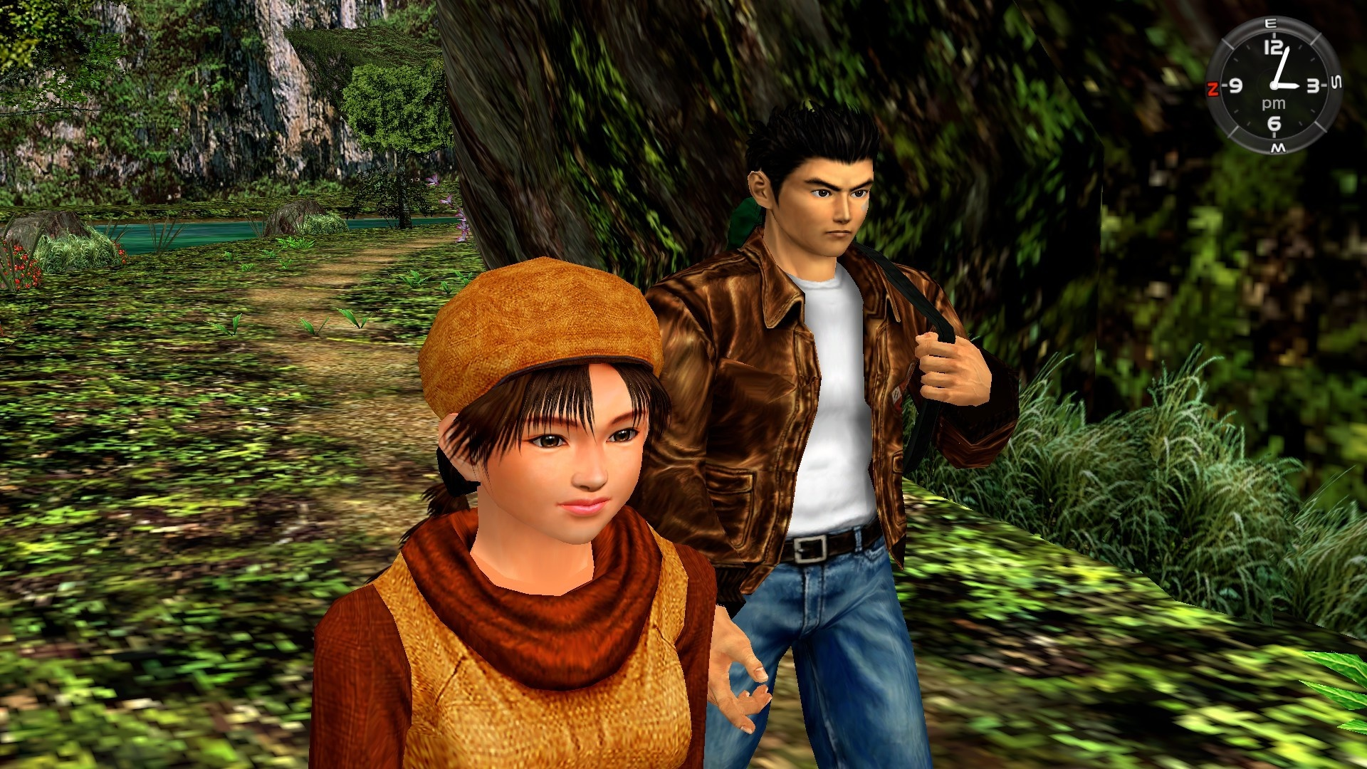 Shenmue 1 & 2 Collector's Edition