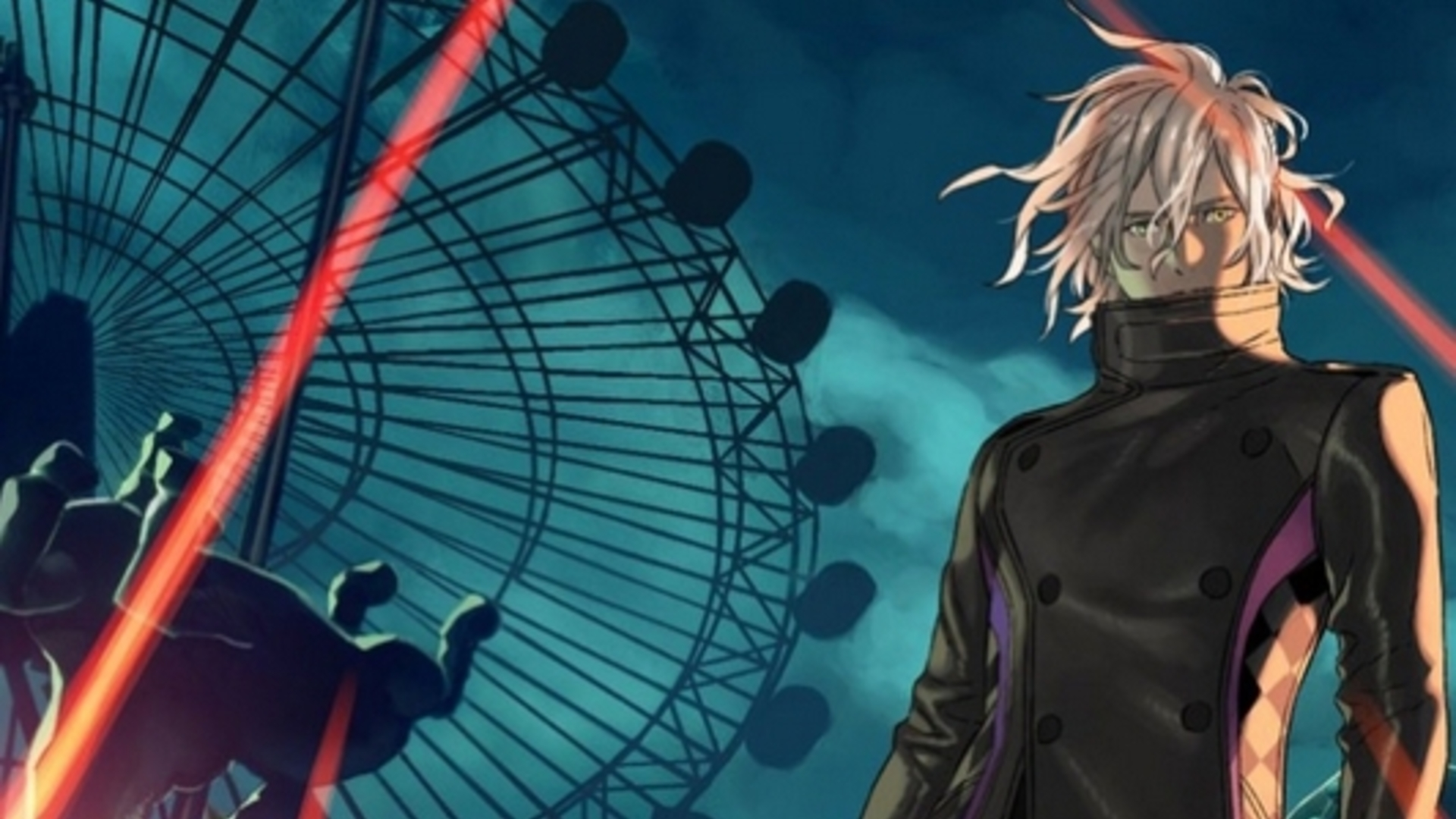 AI The Somnium Files Limited Edition