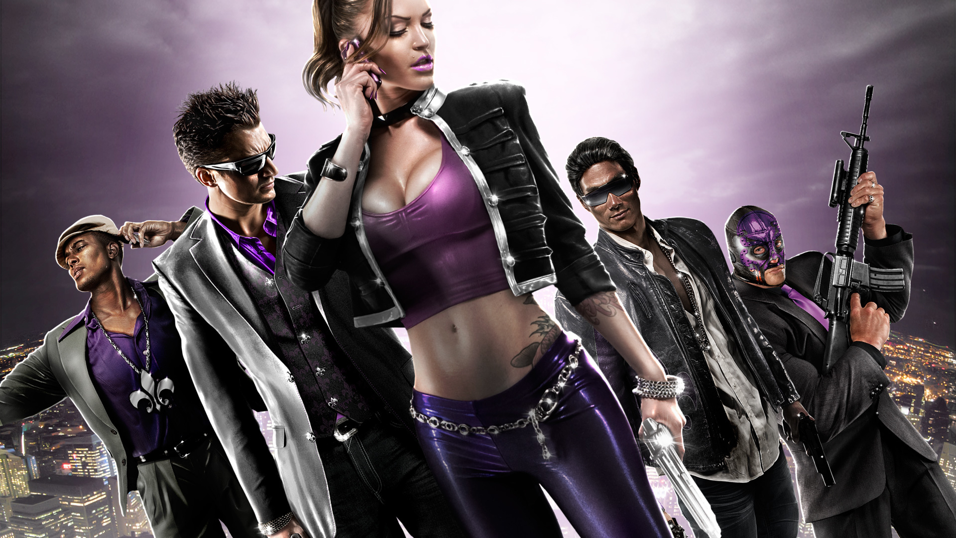 Saints Row 3 The Third The Full Package Deluxe Pack