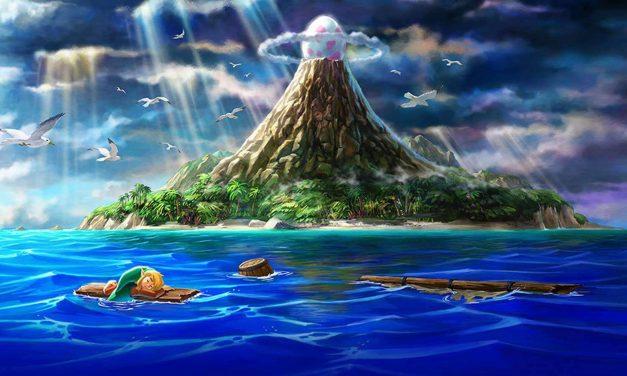 The Legend of Zelda Link's Awakening Limited Edition – Haltet Die Rubine Bereit