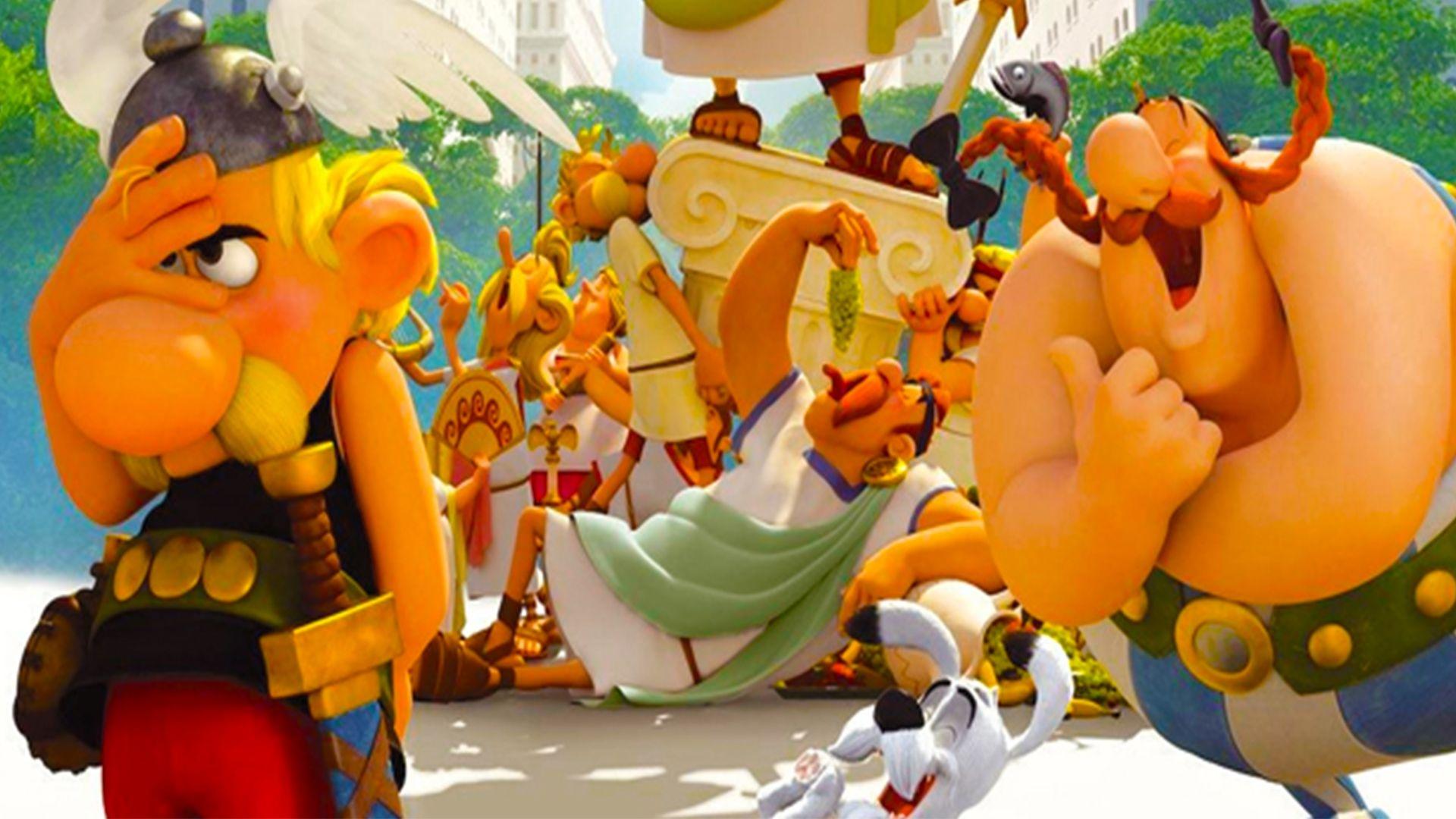 Asterix & Obelix XXL3 Der Kristall-Hinkelstein Collector Edition
