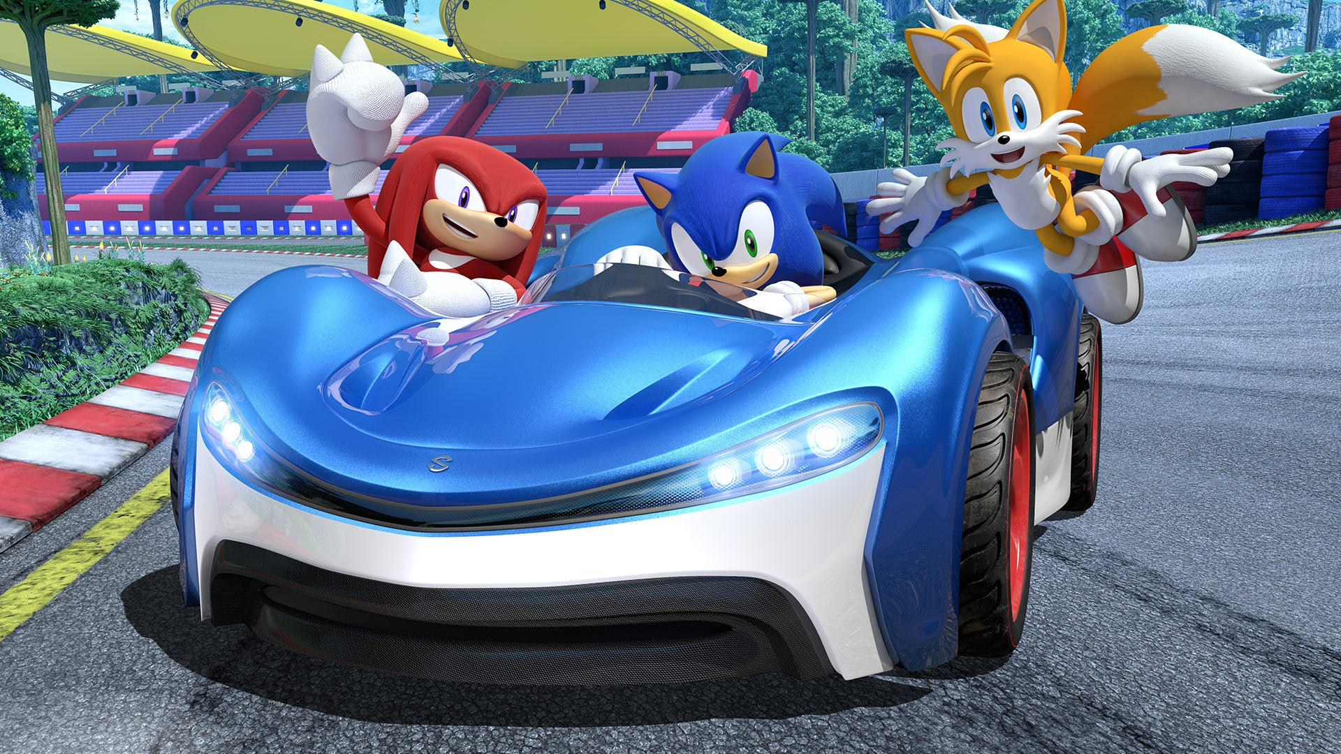 Team Sonic Racing Special Edition