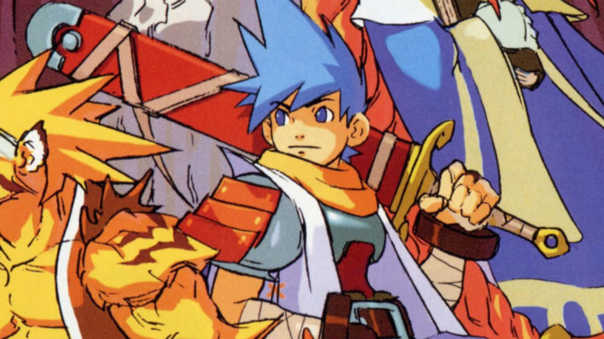 Breath of Fire Complete Works