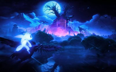 Ori and The Will of the Wisps Collector's Edition – Klein, aber fein