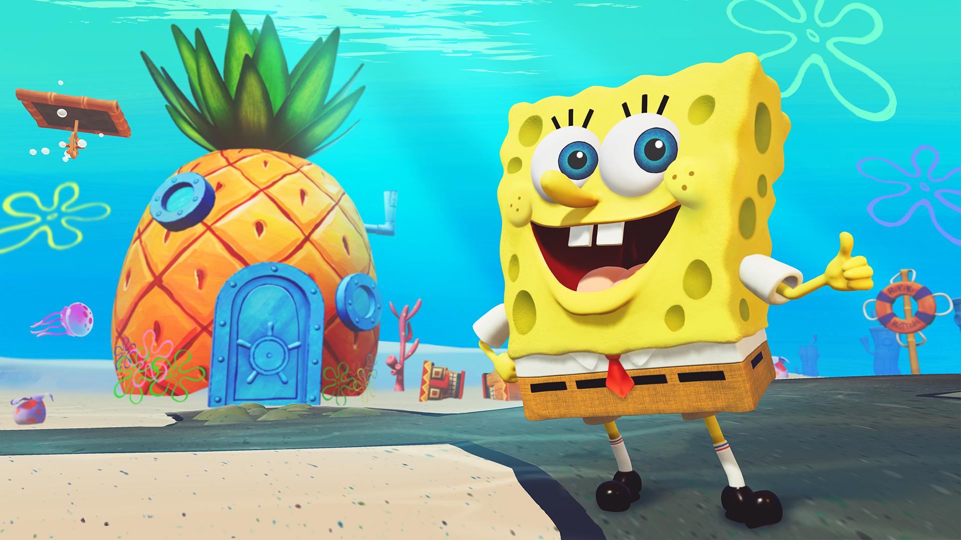 SpongeBob SquarePants Battle for Bikini Bottom Rehydrated F.U.N. Edition