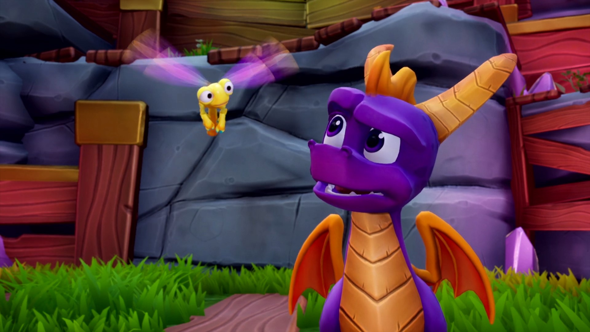 The Art of Spyro Reignited Trilogy