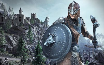 The Elder Scrolls Online Greymoor Collector's Edition wird angeführt von einem Vampirfürsten