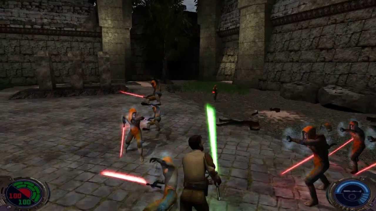 Star Wars Jedi Knight II Jedi Outcast Classic Edition