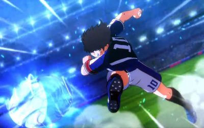 Captain Tsubasa Rise of New Champions Collector's Editionen treffen ins Schwarze