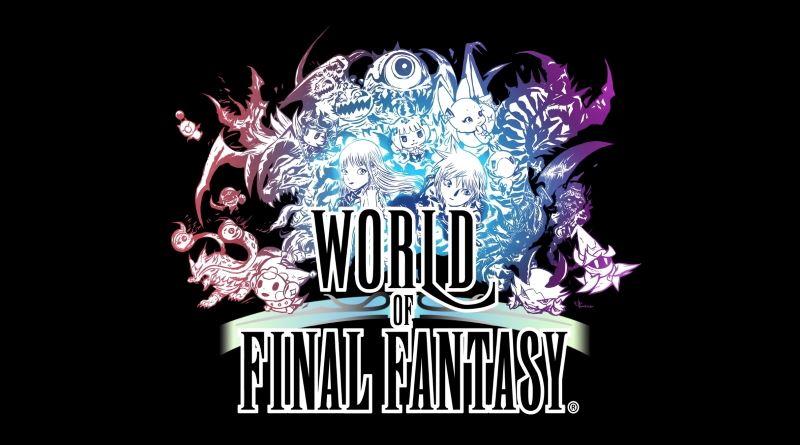 Märchenhaft: World of Final Fantasy Collector's Edition kommt mit Aufklapp-Bilderbuch