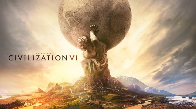 Sid Meier's Civilization VI Steelbook without game