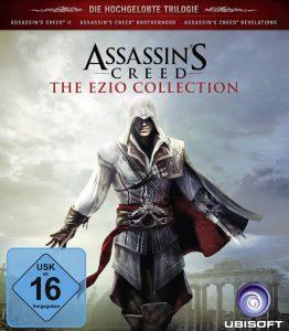 Assassin's Creed The Ezio Collection Cover