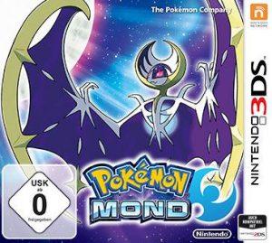 Pokemon Mond Cover