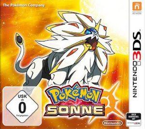 Pokemon Sonne Cover