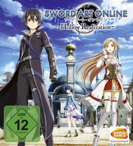 Sword Art Online Hollow Realization Cover