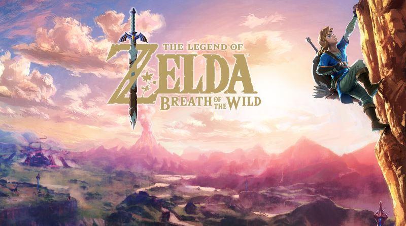 The Legend of Zelda: Breath of the Wild schlägt dreifach zu