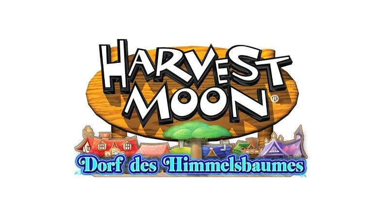 Harvest Moon Dorf des Himmelsbaume