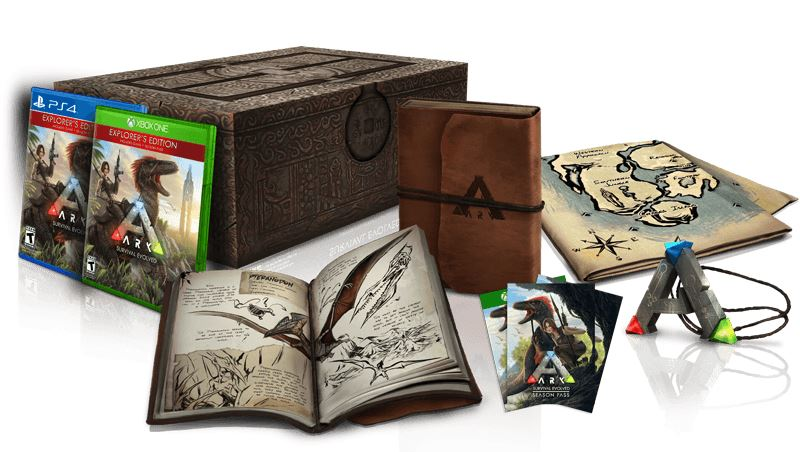 ARK: Survival Evolved Limited Collector's Edition