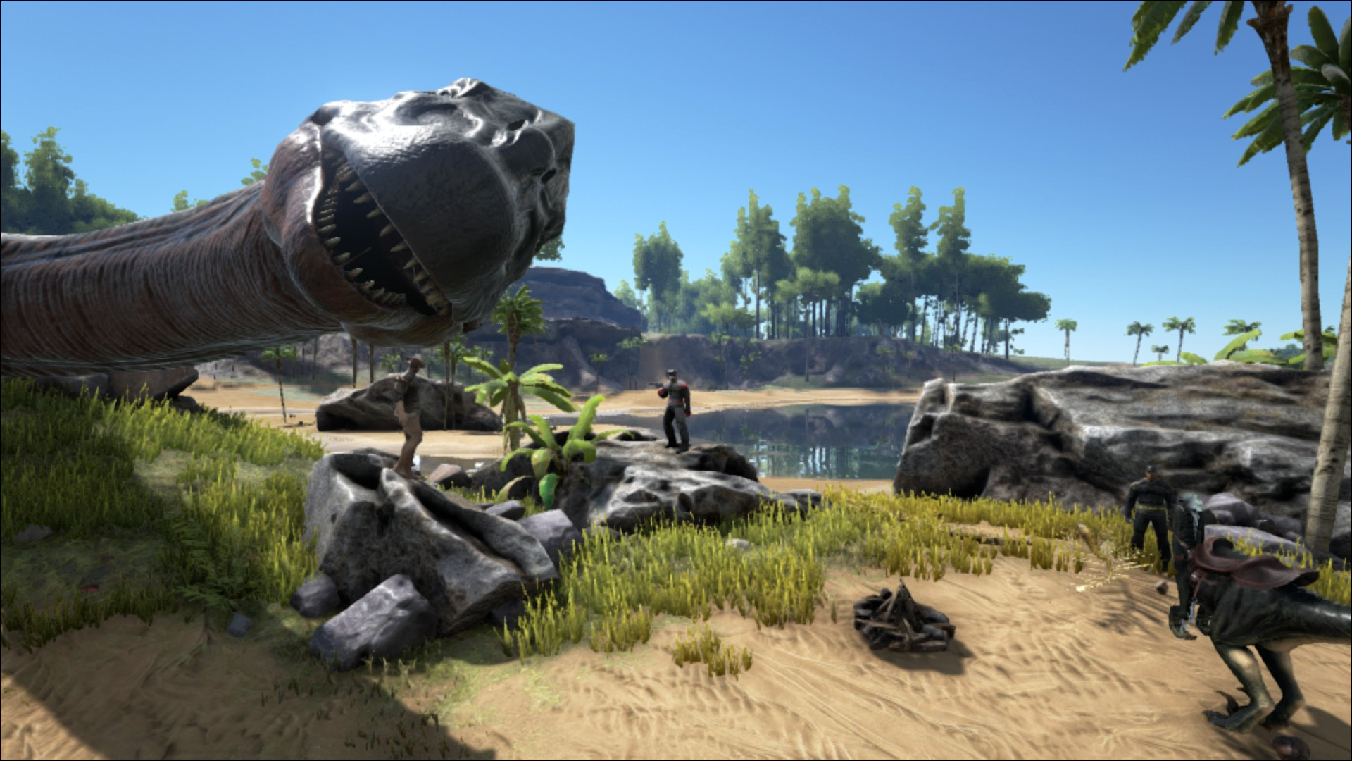 ARK Survival Evolved Pre-order Steelbook